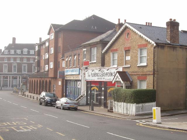 Parson Street, Hendon