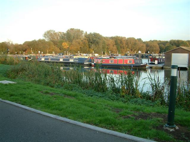 Thames & Kennet Marina, Caversham Lakes