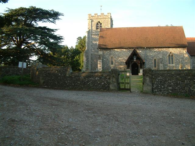St. Peter & Paul's Church, Shiplake.