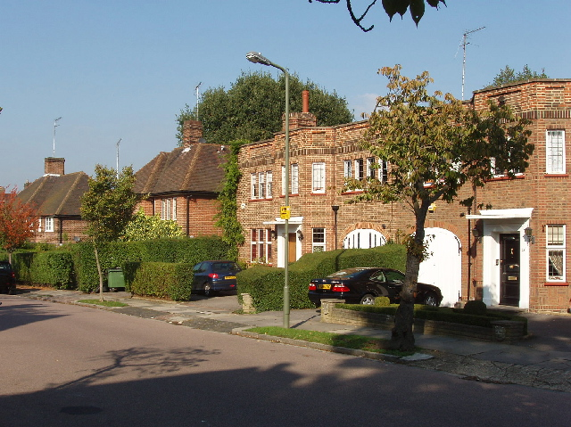 Litchfield Way, Hampstead Garden Suburb