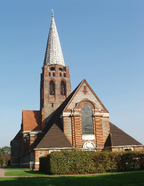 St Jude on the Hill, Hampstead Garden Suburb