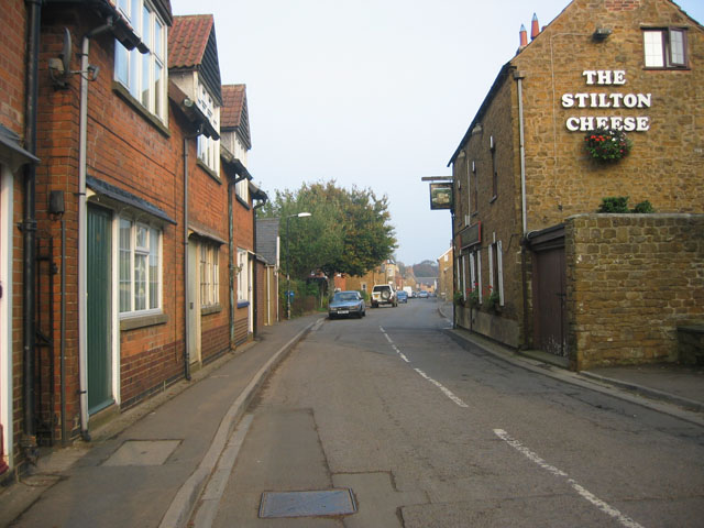 High Street, Somerby, Leicestershire
