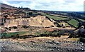 SX2669 : South Caradon Mine workings 1979 by Crispin Purdye