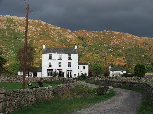 The Brooke House Inn, Boot, Eskdale.