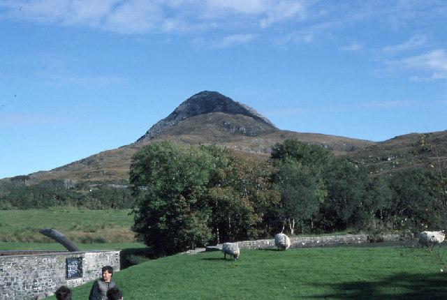 Diamond Hill Connemara National Park 169 Dr Charles Nelson