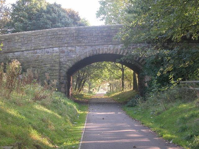 Turf Lane Railway Bridge