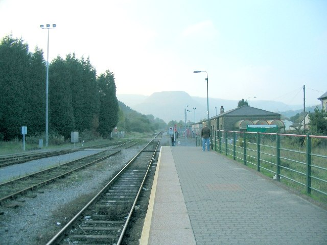 Treherbert railway station