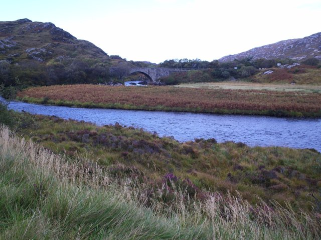 The Laxford Bridge