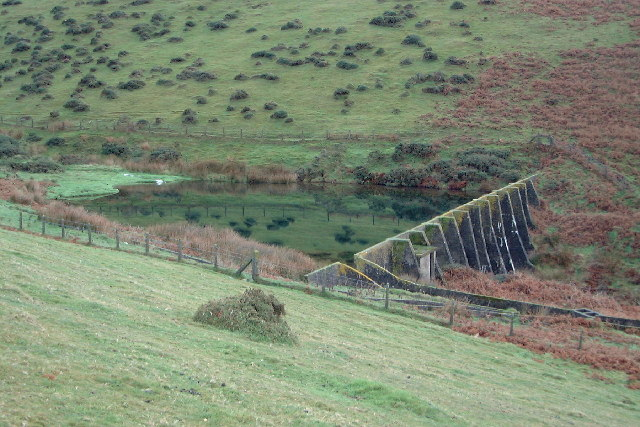 The Old Michael Reservoir (disused)