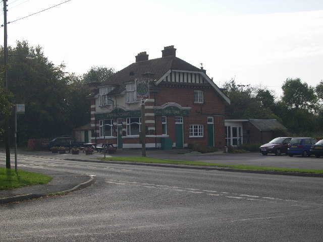 The Pear Tree Pub, Boorley Green