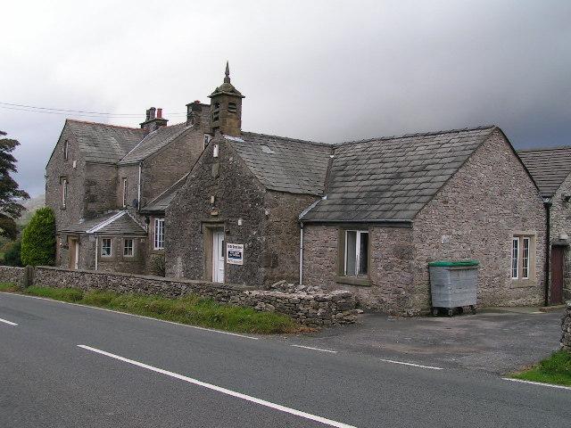 The Old School, Chapel-le-Dale