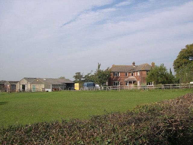 Park Farm, Boorley Green