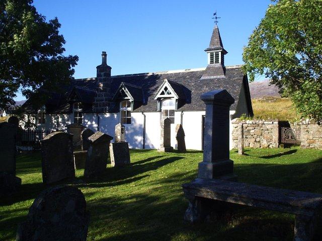 Inchnadamph Church