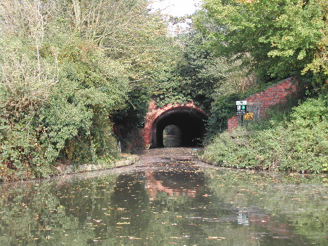 Canal Tunnel at Drakeholes