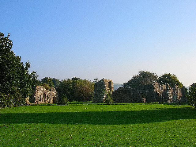 Remains of the Cluniac Priory of St Pancras, Lewes