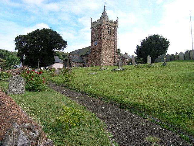 Timberscombe, Somerset