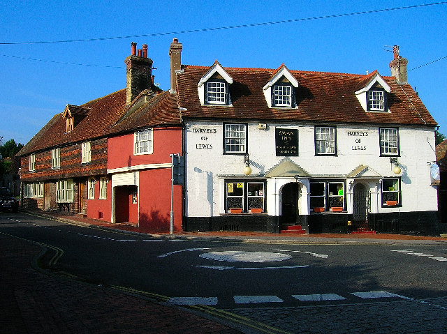 Swan Inn, Lewes