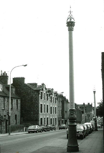 Hutcheon Street, Aberdeen.