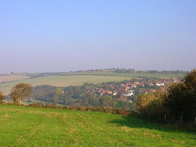 Houndean Bottom, near Lewes