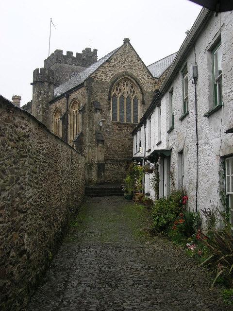 DULVERTON, Somerset