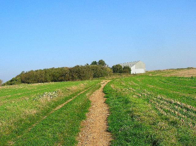 Barn, Swanborough Hill