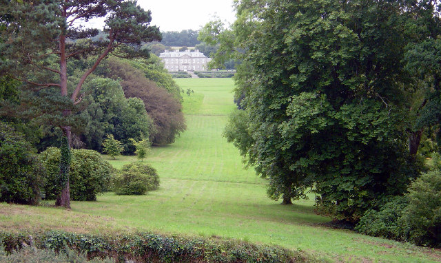 Parkland, Antony House