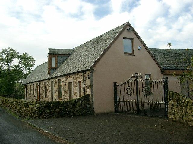 Lochar Smiddy cottage