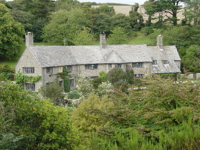 Coleton Fishacre House