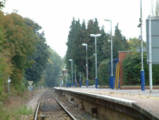Shiplake Station
