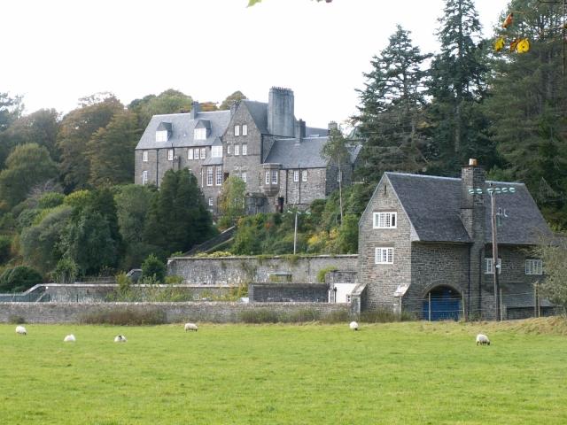 Arisaig House, Borrodale