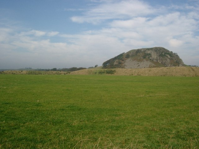 Site of the Battle of Loudoun Hill (1307)