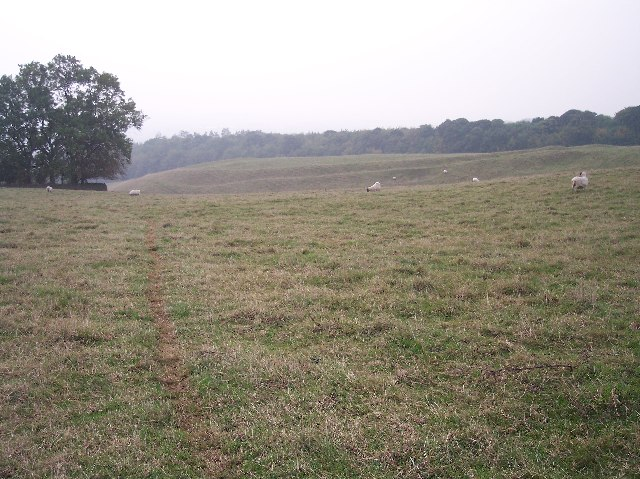Conderton Iron Age Hill Fort