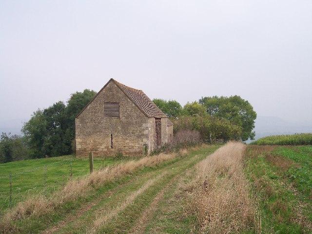 Cotswold Stone Barn, Bredon Hill