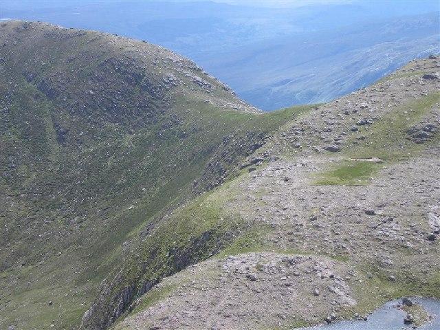 Sgurr Dubh and Ridge