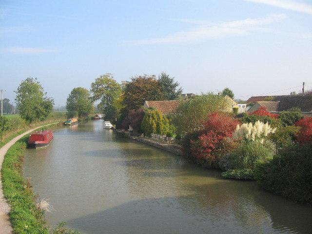 Kennet & Avon Canal, Hilperton