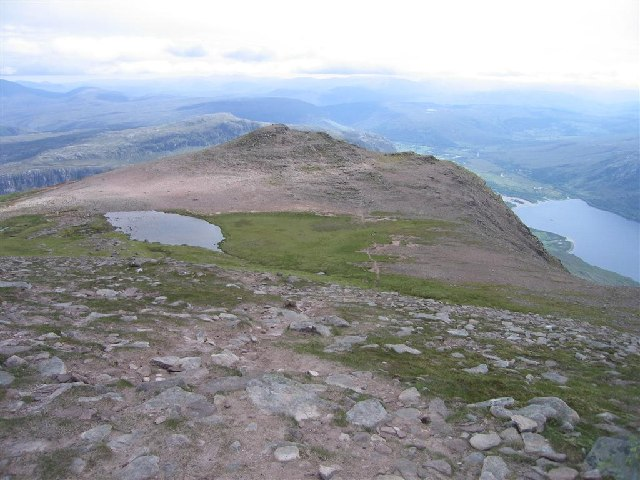 Upper Slopes on Slioch