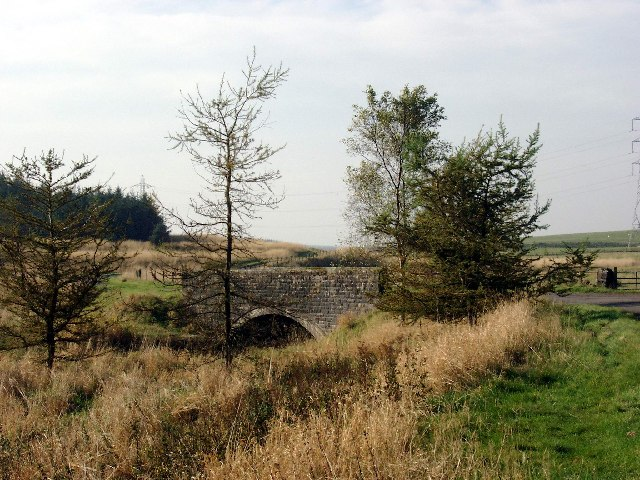Bridge over the Calder Water
