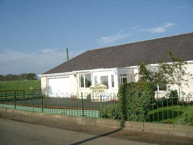 East Brackenridge Cottages