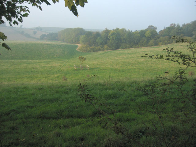 Farmland at Cold Overton, Leicestershire