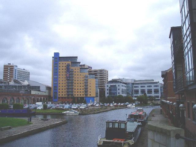 New development - Canal Wharf