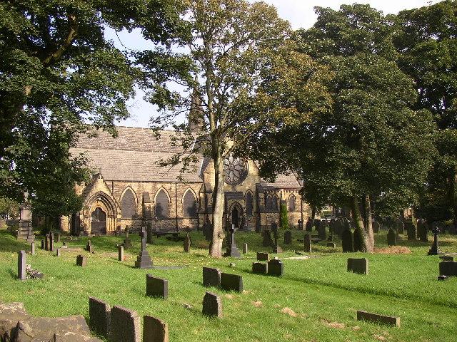 Moorside Church, North Bierley