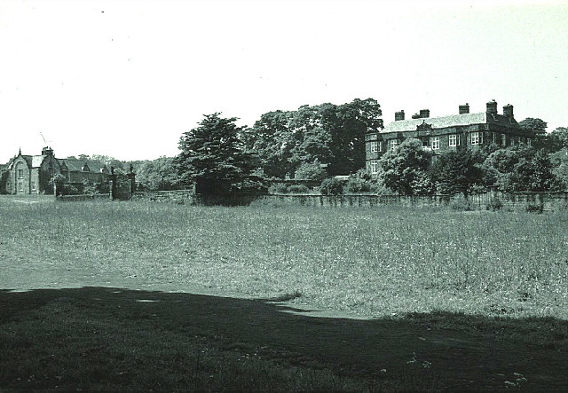 Beauchief Hall.