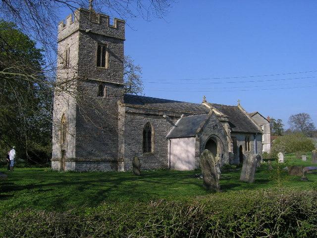 West Bradley, Somerset