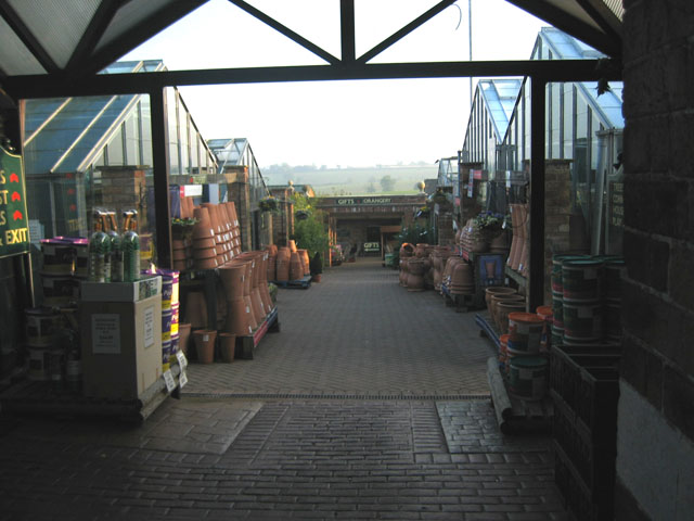 Gates Nursery, Cold Overton
