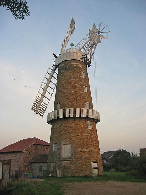 Whissendine Windmill