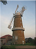 SK8214 : Whissendine Windmill by Kate Jewell