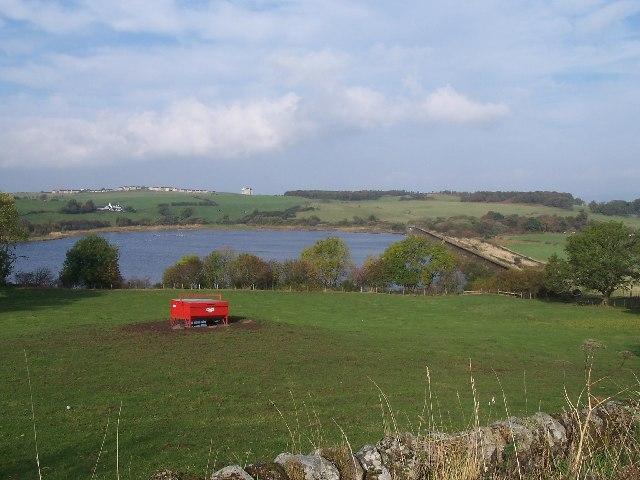 Auchendores Reservoir