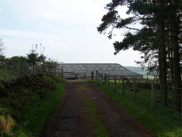 Knockmountain  Farm