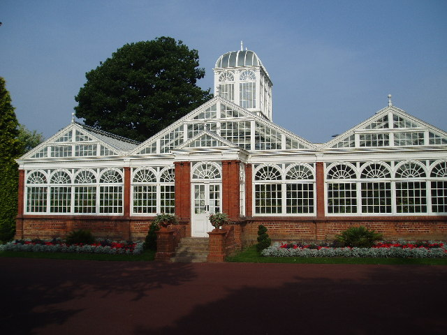 The Glass House, West Park, Wolverhampton
