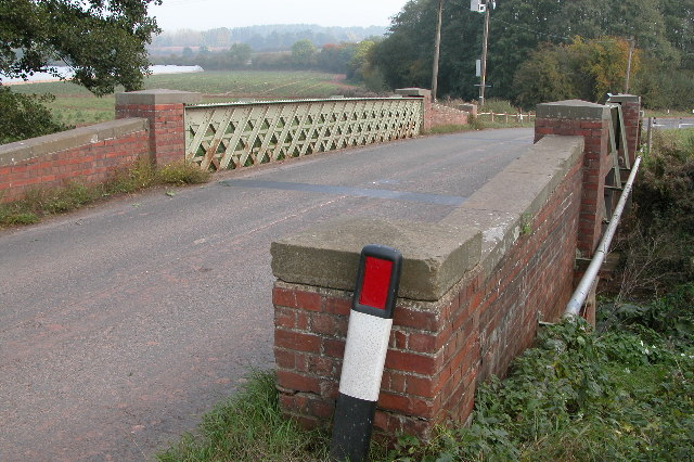 Bridge over the River Leadon